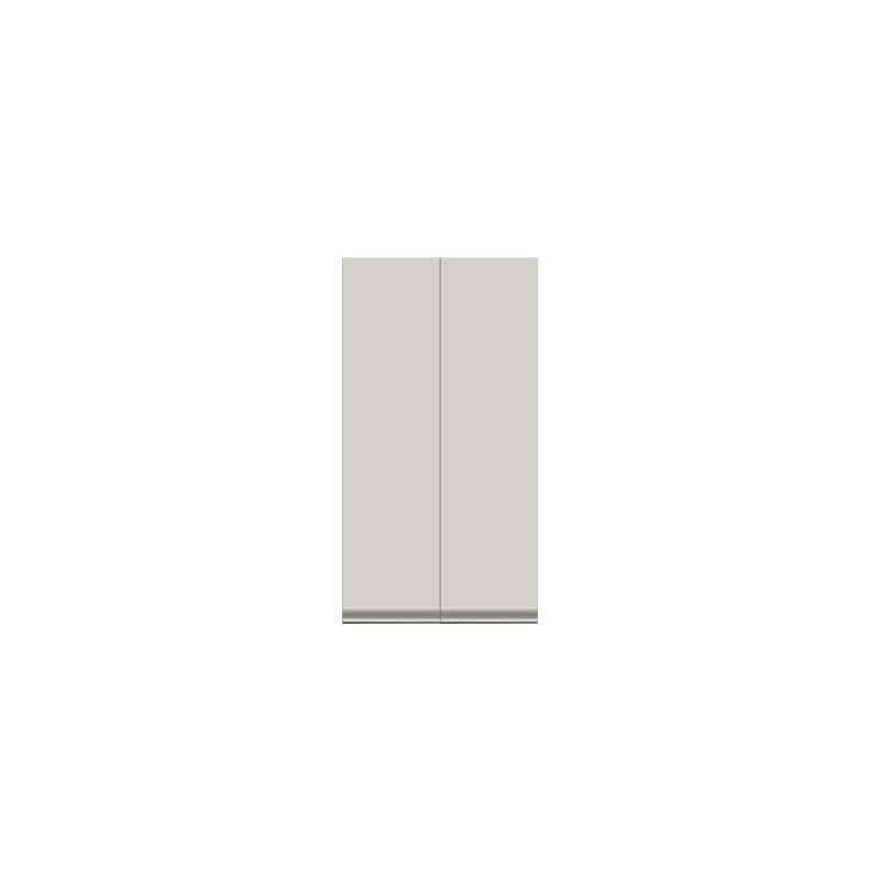 壁面収納 上台(板扉) OV−63D A シルキーアッシュ:壁面収納 上台(板扉)