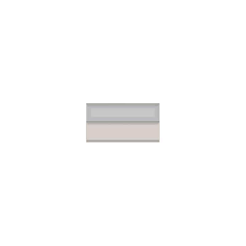 壁面収納 下台(TV) OV−81 A シルキーアッシュ:壁面収納 下台(TV)