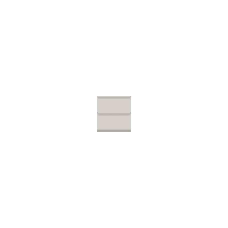 壁面収納 下台(引出) OV−40 A シルキーアッシュ:壁面収納 下台(引出)