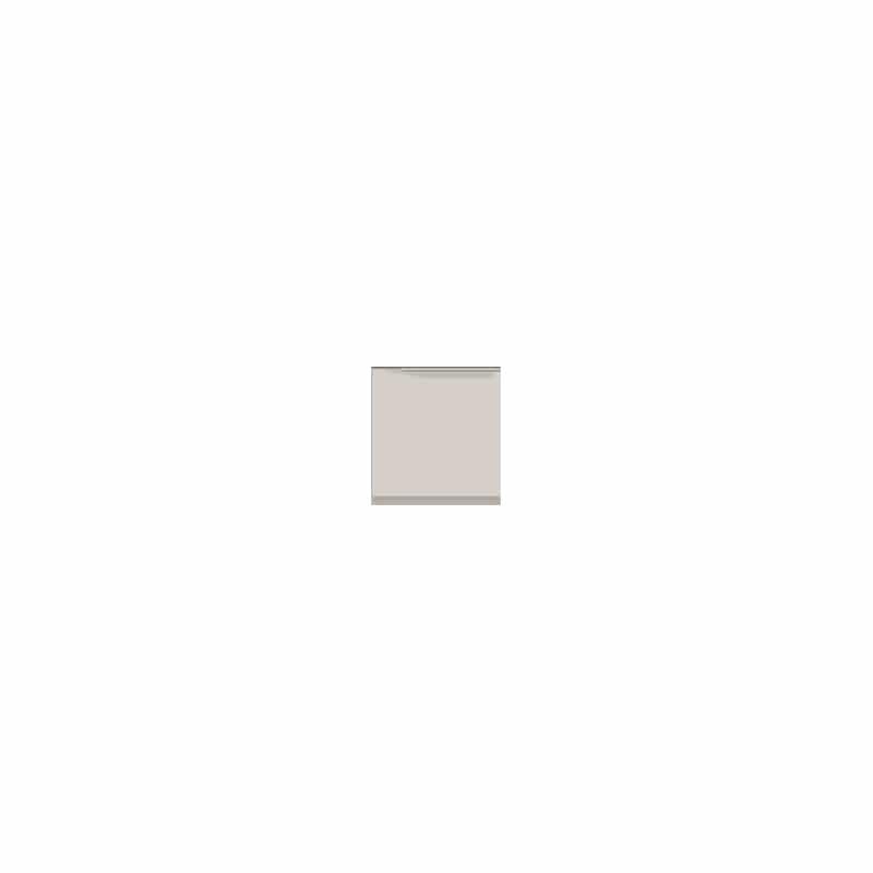 壁面収納 下台(TV/左開) OV−43L A シルキーアッシュ:壁面収納 下台(TV/左開)