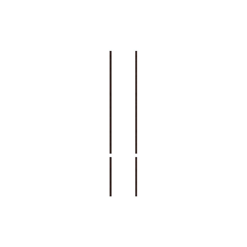 サイドパネル ミドルボード用 OV−MSP Q クラッシーオーク:サイドパネル ミドルボード用