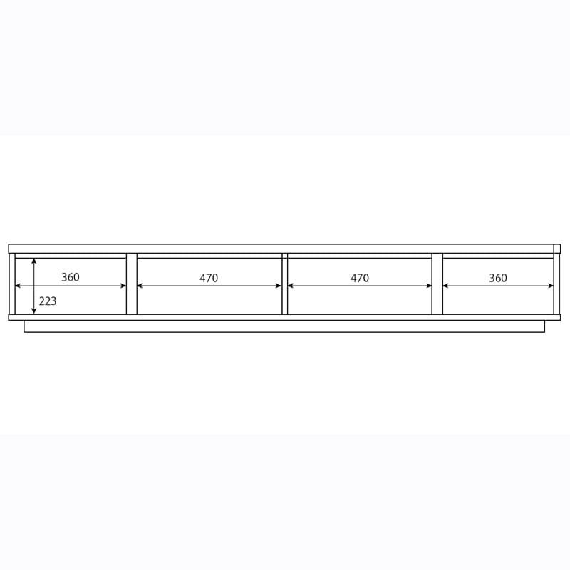 ローボード ウィッシュ 180TV(NA)