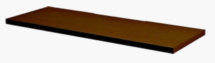 天板 ユニオン 幅120cm WN:天板