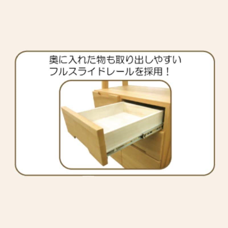 TVボード リーフパーク115TV台 NA・NA