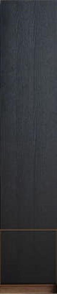 サイドキャビネット ラート キャビ35 ブラウン/ブラック
