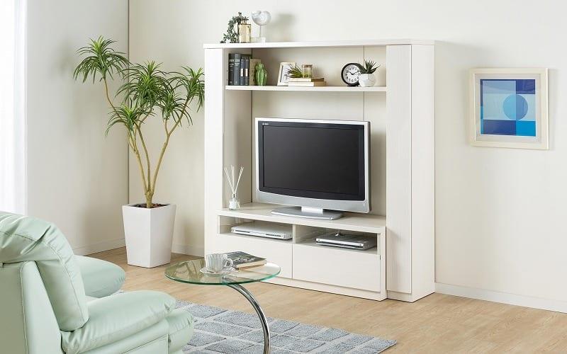 TVボード ピティ150HTV(BR):シンプル且つスタイリッシュ