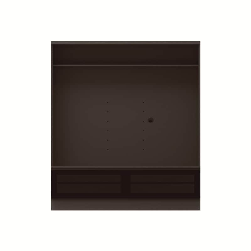 テレビボード QW−AE1600 A シルキーアッシュ:テレビボード