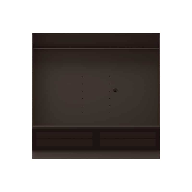 テレビボード QW−AE1800 A シルキーアッシュ:テレビボード