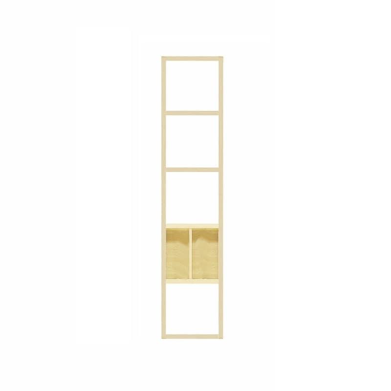 【セット】ラックタイプ ボックス455 Hタイプ OAK:収納力&解放感の両立