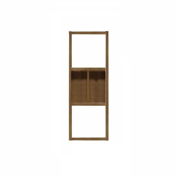 【セット】ラックタイプ ボックス455 Lタイプ WN:収納力&解放感の両立