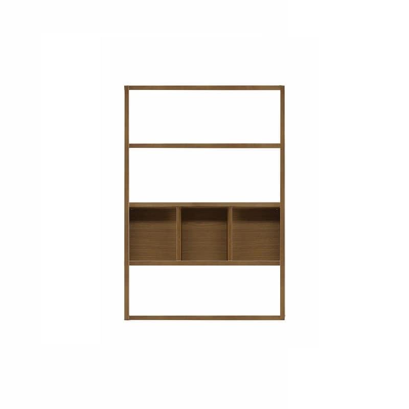 【セット】ラックタイプ ボックス1265 Mタイプ WN:収納力&解放感の両立