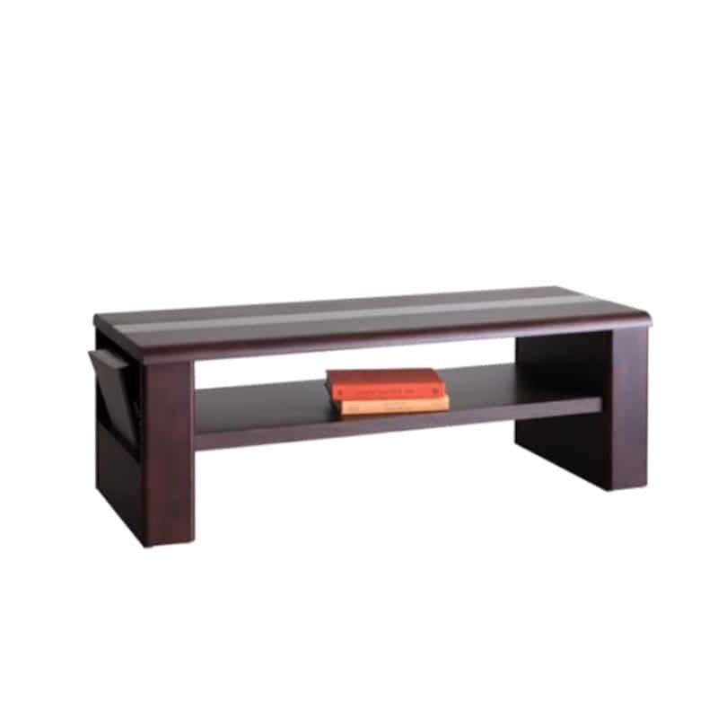 リビングテーブル オーディエンス4 110リビングテーブル BR:リビングテーブル ※小物類はイメージです