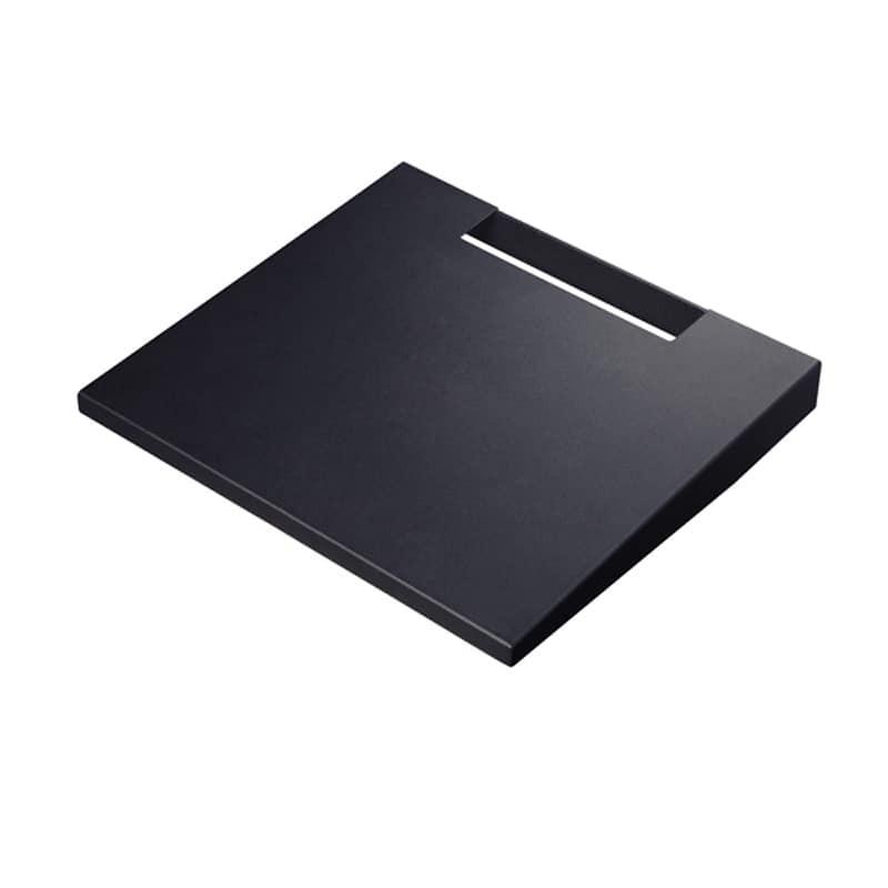 棚板 WALL テレビスタンド用 ラージサイズ D05000019 サテンブラック:棚板 WALL