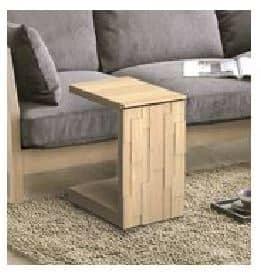 サイドテーブル ラスク34 LBR:サイドテーブル
