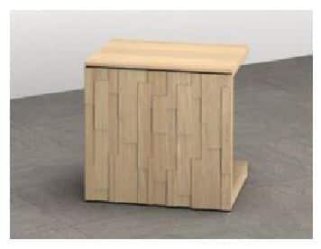 サイドテーブル ラスク60 LBR:サイドテーブル