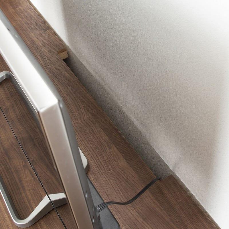 ローボード ストーネ150TVB:コード落とし付き