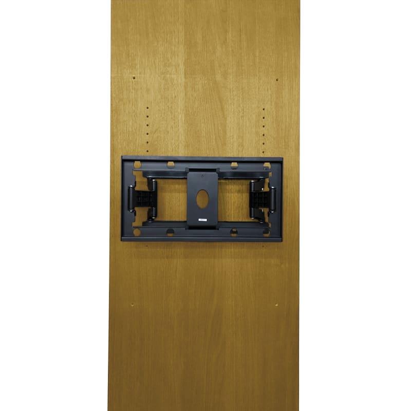 壁掛けパネル(金具付き) ディープ TVボード用壁掛けパネル単品 OK(オーク)