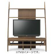 TVボード ディープ 135TV壁掛け仕様 WN(ウォールナット)