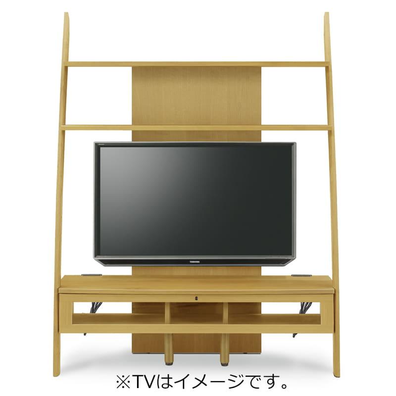 TVボード ディープ 135TV壁掛け仕様 OK(オーク)