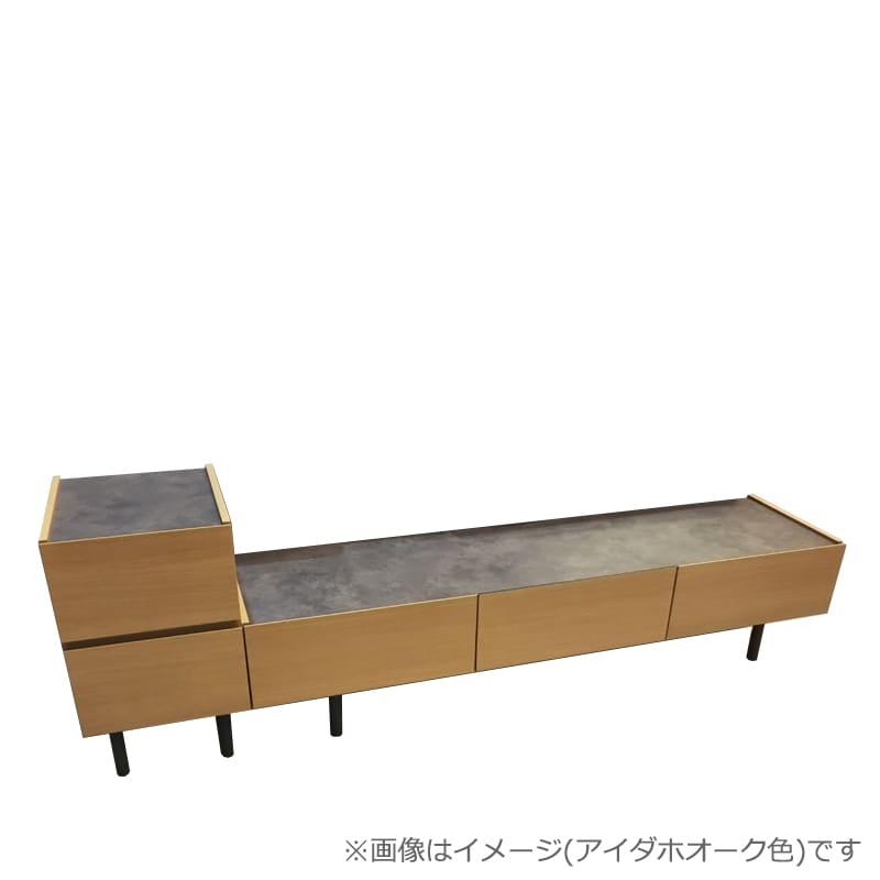 リビングボード(引出3段) WV−63 A(シルキーアッシュ)