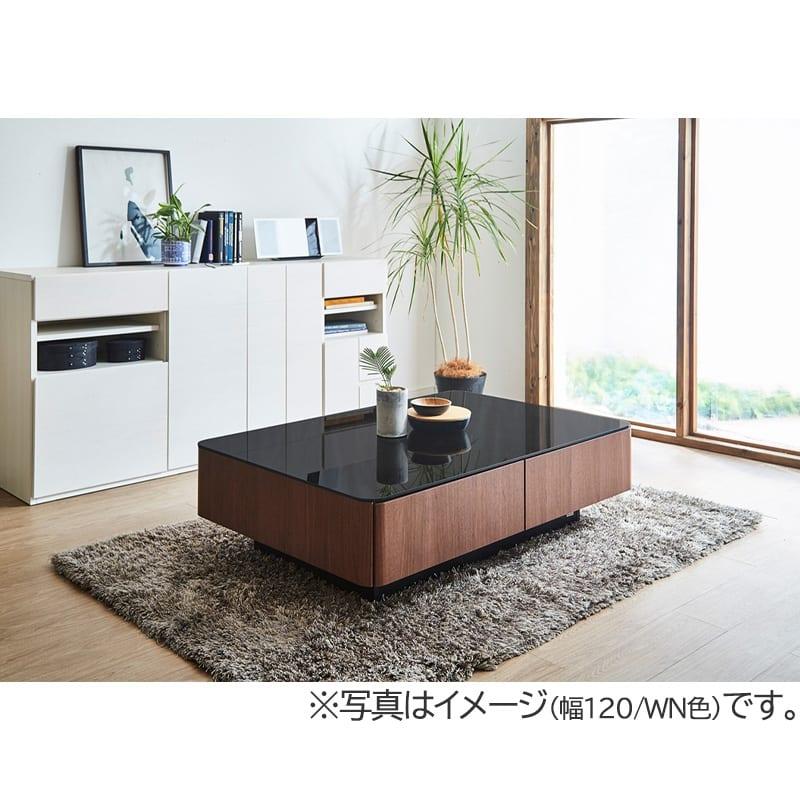 リビングテーブル ストレージ120 OK−NA