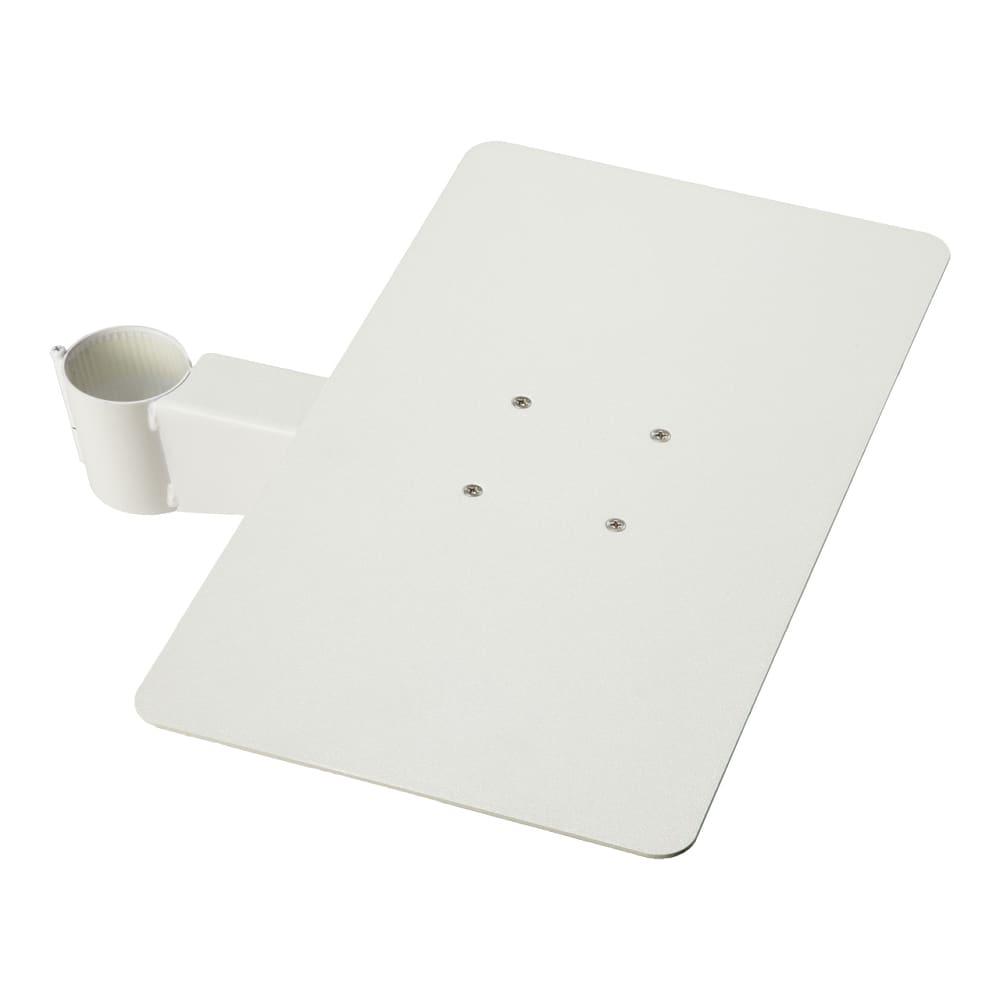 anataIRO専用棚板 ラージタイプ用 レコーダー棚板 M05000220 ホワイト:anataIRO専用棚板
