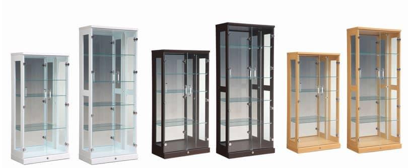 ガラス棚板 リキッド 64用追加ガラス棚板