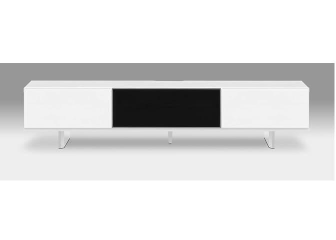 テレビ台 ローボードUVI ウヴィ 180TVB WH:低価格UV塗装ローボードです
