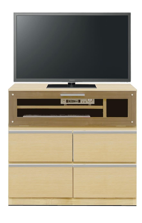 【ネット限定】LDボード リル80AV(NA):少し背の高いTVボード