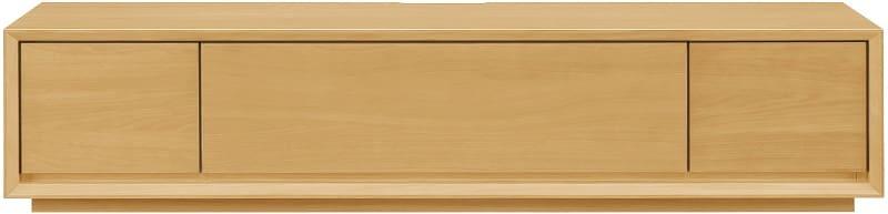 【ネット限定】テレビ台 ローボードクラフト180 LBR:オーク天然目の高級感のあるリビングボード