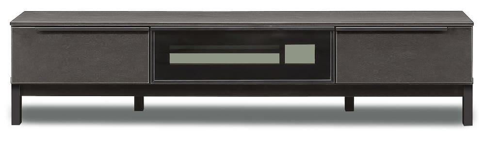 【ネット限定】テレビボード サザビー180 TVB−L:流行のセラミック色のリビングボード。