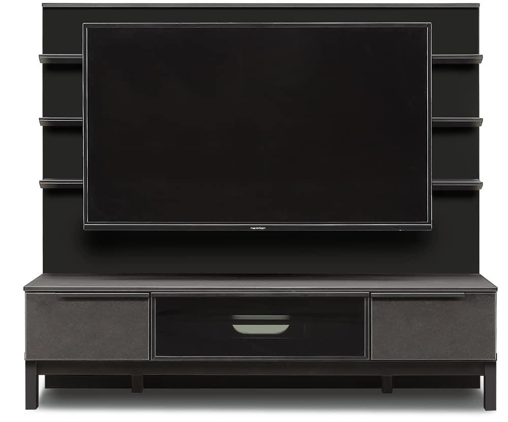 【ネット限定】テレビボード サザビー150 TVB−M:流行のセラミック色のリビングボード。