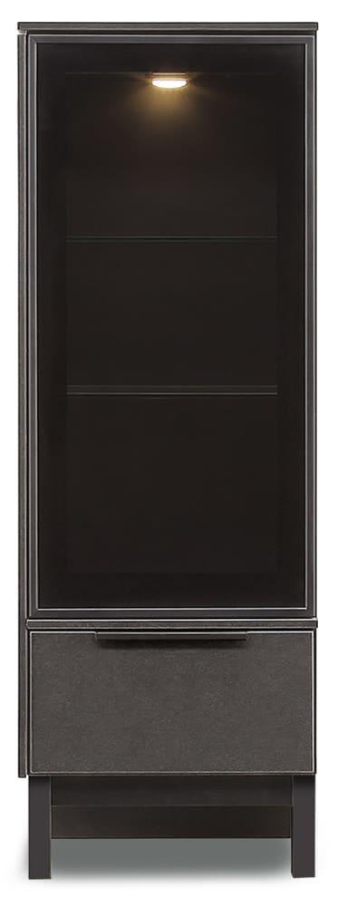 【ネット限定】キュリオ サザビー45 キュリオ−L:流行のセラミック色のリビングボード。