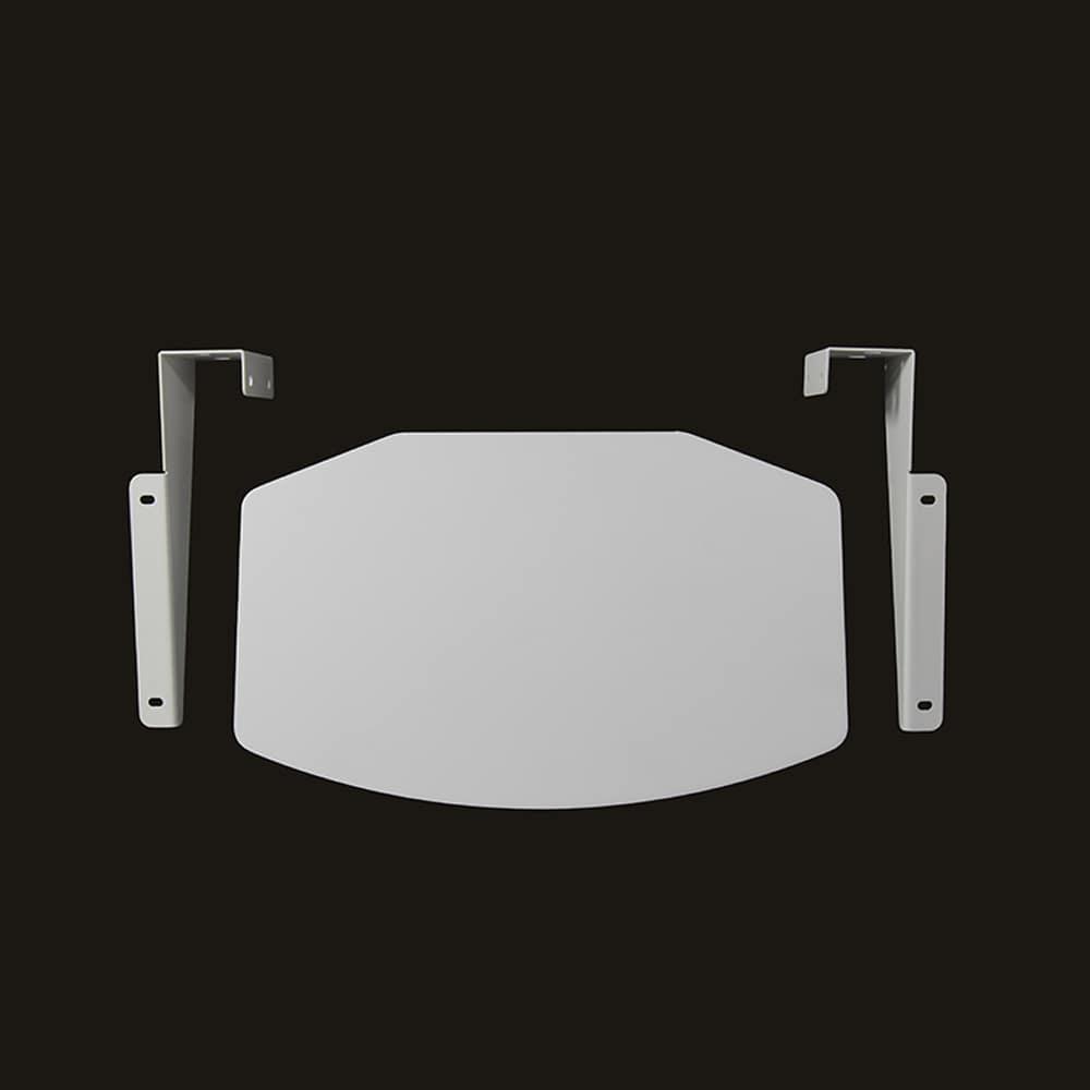 【ネット限定】棚板 WS−B840SH−B ブラック:壁寄せスタンド WS-B840