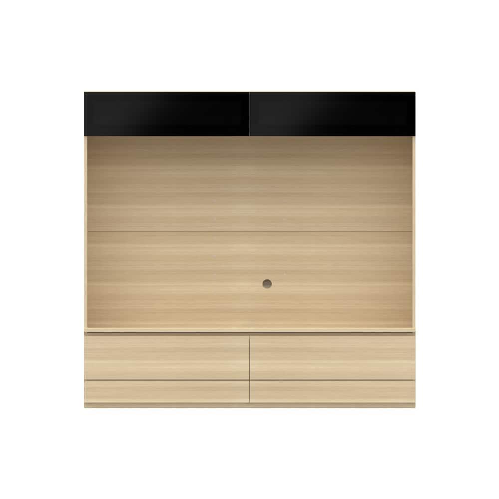 壁面TVボード【上部ガラス扉】PJC−G1800 GO:ベーシックな組み合わせは勿論、よりパーソナルな組み合わせに対応します