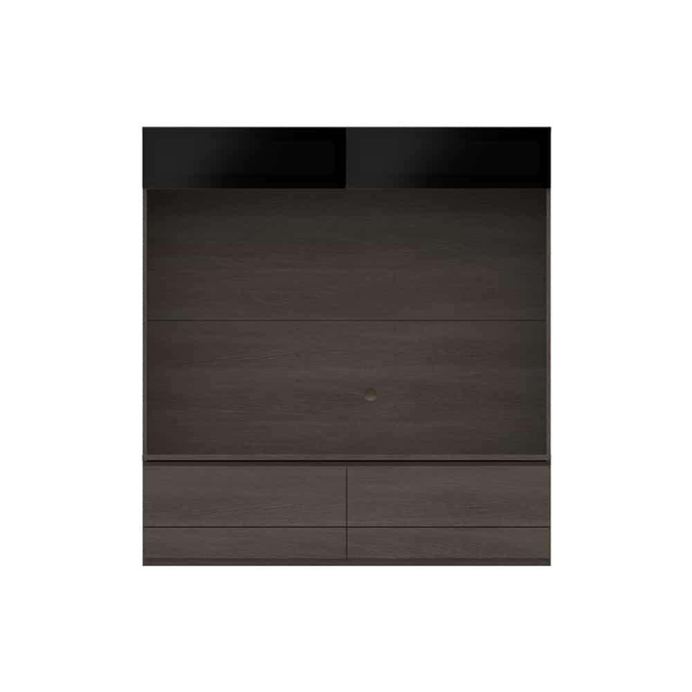 壁面TVボード【上部ガラス扉】PJC−G1600 VE:ベーシックな組み合わせは勿論、よりパーソナルな組み合わせに対応します