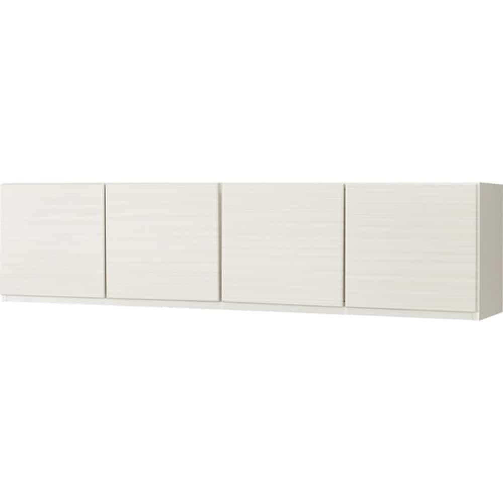 【ニトリ】 上置き ポスティアN 160 WH ホワイト:同シリーズ・同サイズ(幅)に連結可能