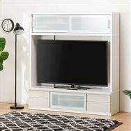 【ニトリ】 TVボード ポスティアN 160 WH セット ホワイト
