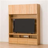 【ニトリ】 TVボード ポルテ 150TV LBR ライトブラウン