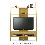 TVボード ディープ�U 115TV壁掛けパネル対応(受注生産) オーク(OK)