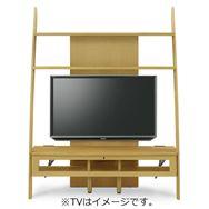 TVボード ディープ�U 135TV壁掛けパネル対応(受注生産) オーク(OK)