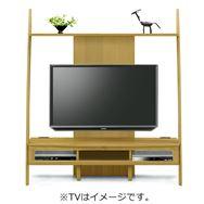 TVボード ディープ�U 150TV壁掛けパネル対応(受注生産) オーク(OK)