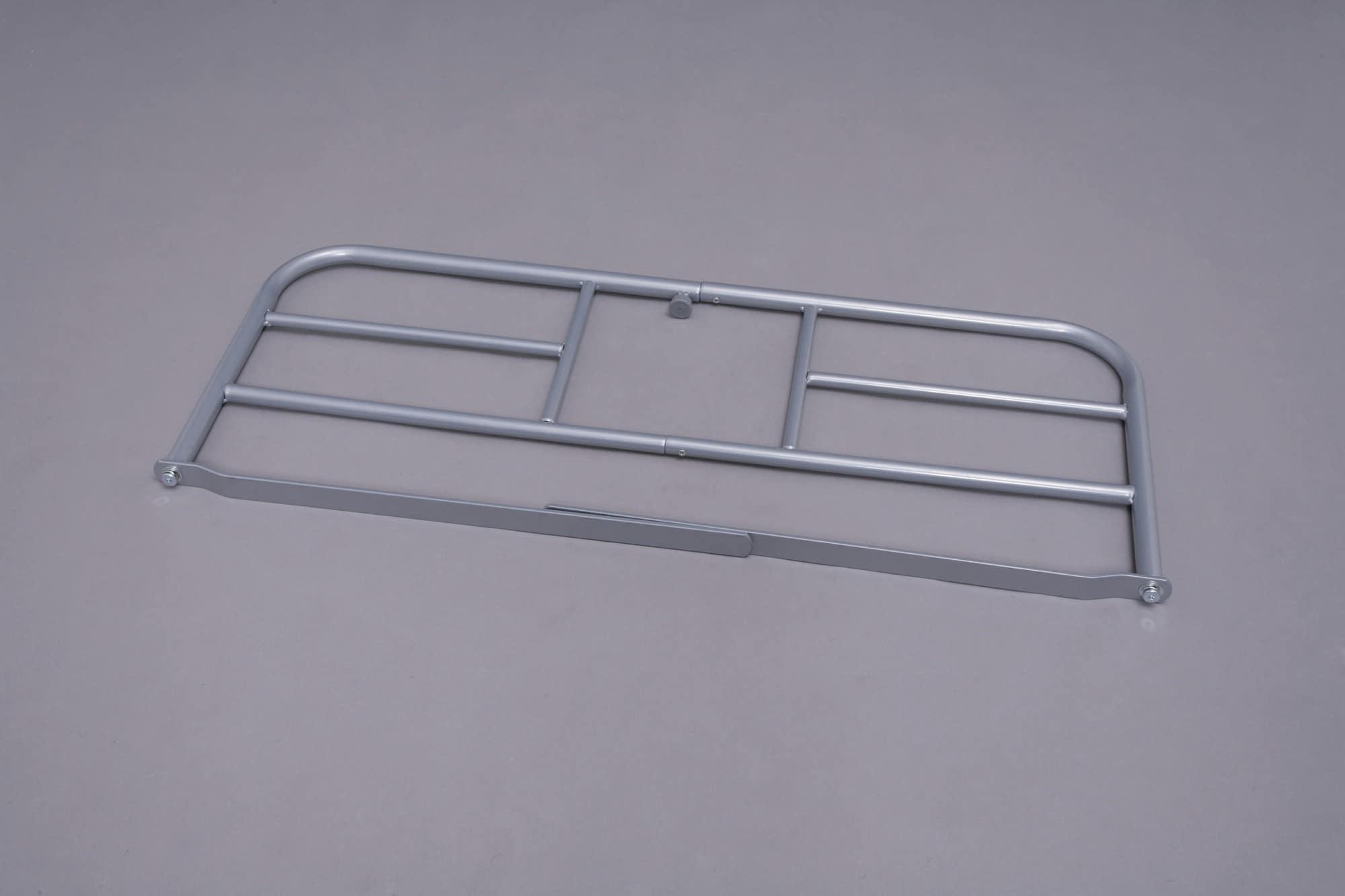 伸縮ベッドガード BDG−8010 シルバー