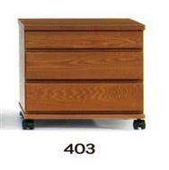 ナイトテーブル N型 403 BRブラウン