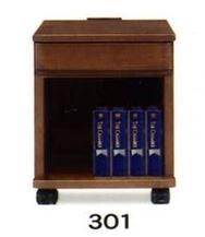ナイトテーブル E型 301 WNウォール