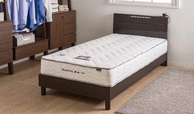 :極上の寝心地を
