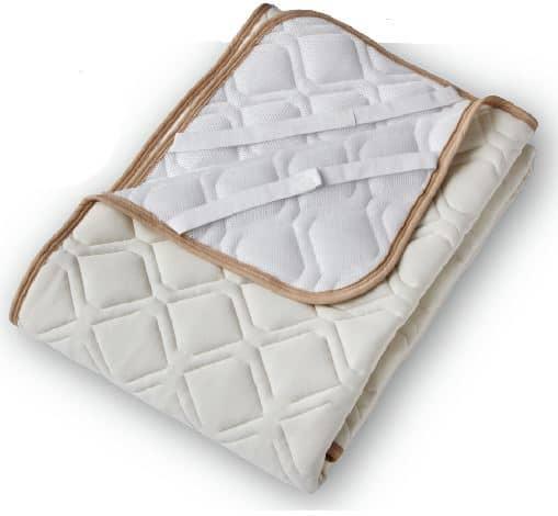 ベッドパッド バジェットメッシュパッド Q1:クイーン1