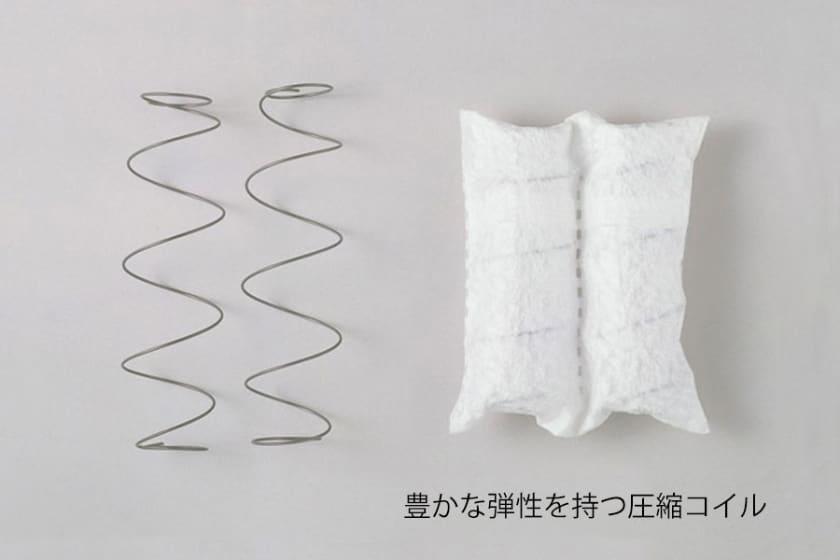 シモンズ ダブルベッド シエラスリムシェルフDC(MD/5.5インチレギュラー2)