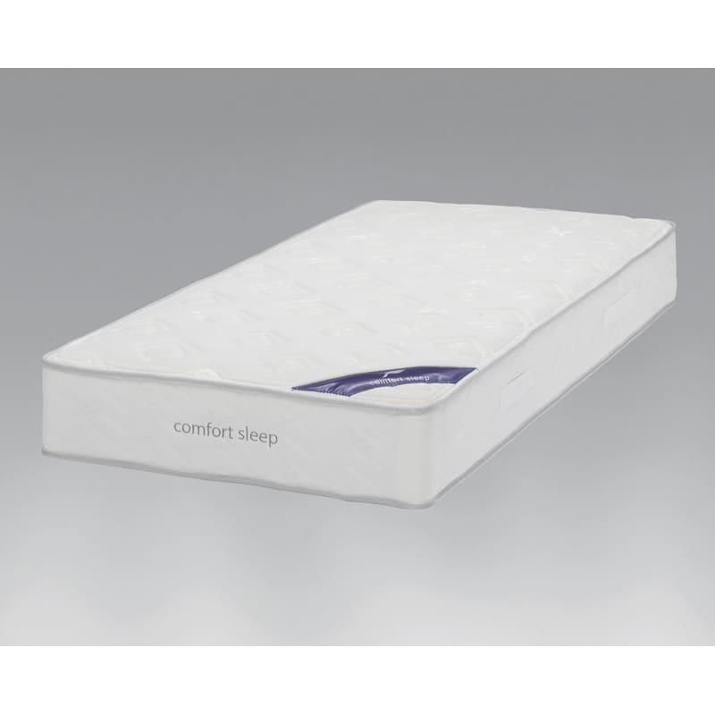セミダブルマットレス OU−15S:スプリング個数640個でしっかりと体を支えるポケットコイルマットレス。