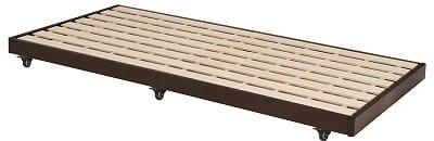 スライドベッド コーラル 下段単体 DBR:コンパクト2段ベッド